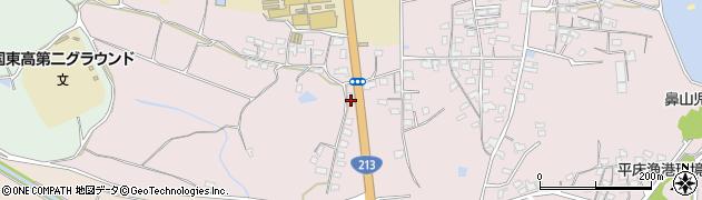 大分県国東市国東町鶴川1733周辺の地図
