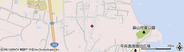 大分県国東市国東町鶴川1139周辺の地図
