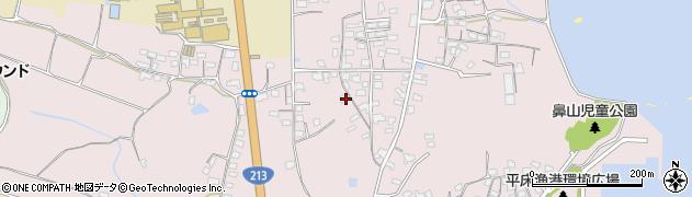 大分県国東市国東町鶴川1516周辺の地図