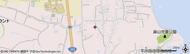 大分県国東市国東町鶴川1504周辺の地図