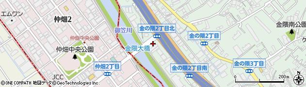 株式会社石橋精鋼周辺の地図