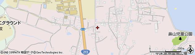 大分県国東市国東町鶴川1507周辺の地図