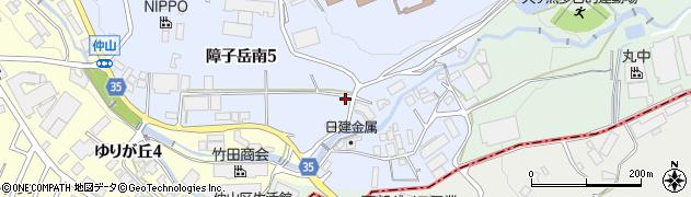江崎商運株式会社 宇美営業所周辺の地図