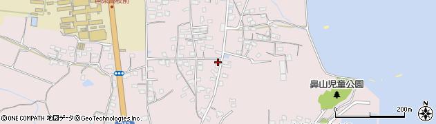 大分県国東市国東町鶴川1151周辺の地図