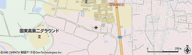 大分県国東市国東町鶴川2002周辺の地図