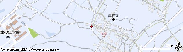 大分県中津市加来920-1周辺の地図