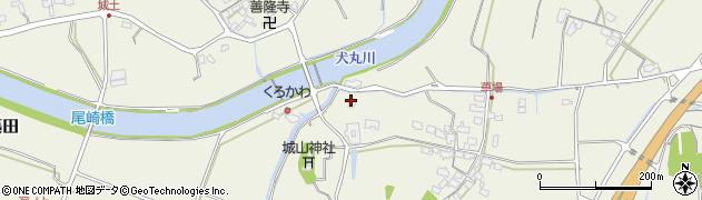 大分県中津市伊藤田1647周辺の地図