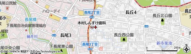 幸新電王社周辺の地図