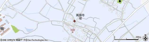 大分県中津市加来904周辺の地図
