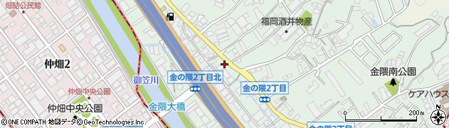 北部九州資源リサイクル推進事業協同組合 博多事務局レップ九州周辺の地図