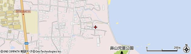 大分県国東市国東町鶴川775周辺の地図