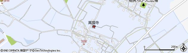 大分県中津市加来198周辺の地図