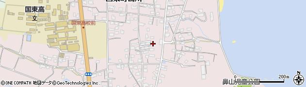 大分県国東市国東町鶴川1164周辺の地図
