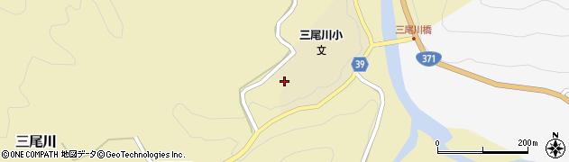 古座川町立保育所三尾川へき地保育所周辺の地図