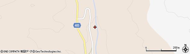 大分県国東市安岐町明治1122周辺の地図