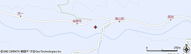 大分県国東市国東町赤松1192周辺の地図