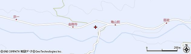 大分県国東市国東町赤松1190周辺の地図