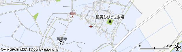 大分県中津市加来245周辺の地図