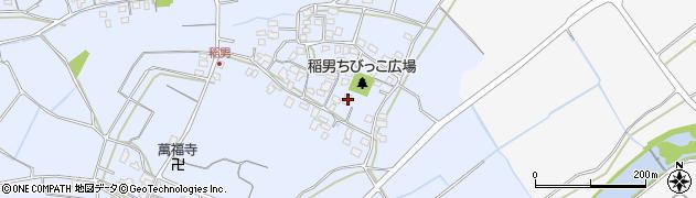 大分県中津市加来276周辺の地図