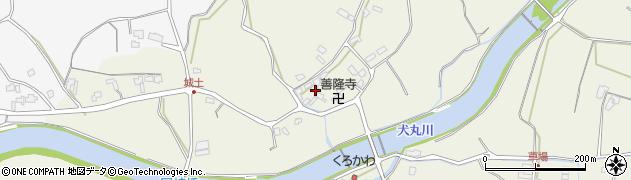 大分県中津市伊藤田3454周辺の地図