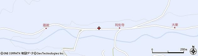 大分県国東市国東町赤松836周辺の地図