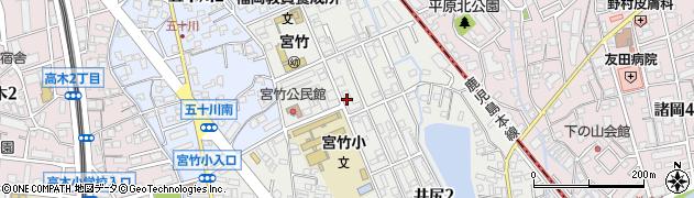 有限会社くろ川整骨院周辺の地図
