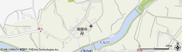 大分県中津市伊藤田3444周辺の地図