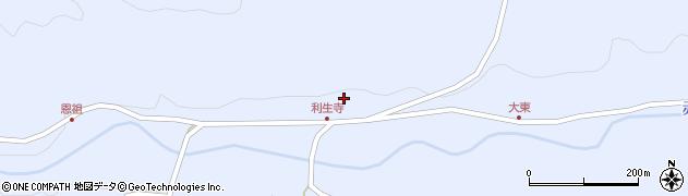 大分県国東市国東町赤松740周辺の地図