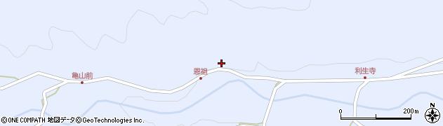 大分県国東市国東町赤松981周辺の地図
