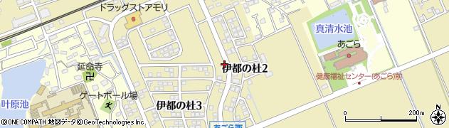 福岡県糸島市伊都の杜周辺の地図