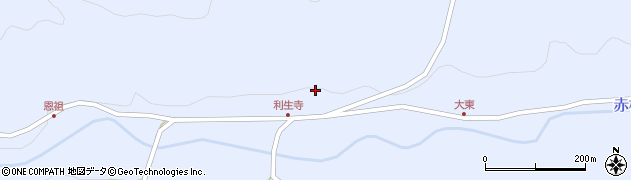 大分県国東市国東町赤松691周辺の地図