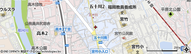 株式会社リヒテック周辺の地図