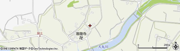 大分県中津市伊藤田3432周辺の地図