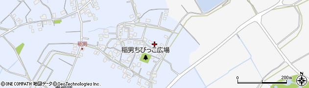 大分県中津市加来318周辺の地図