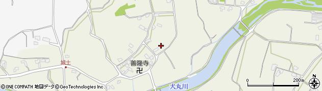 大分県中津市伊藤田3426周辺の地図