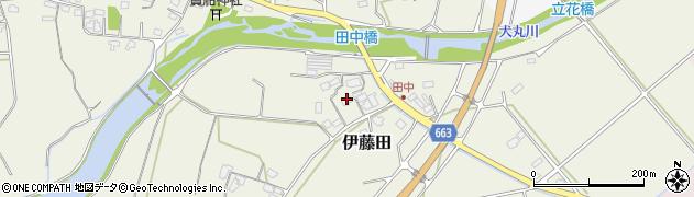 大分県中津市伊藤田1831周辺の地図