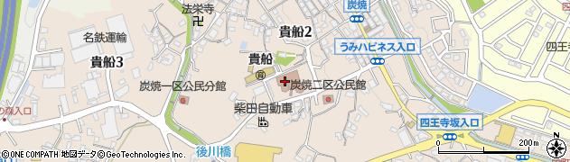宇美町社会福祉協議会周辺の地図
