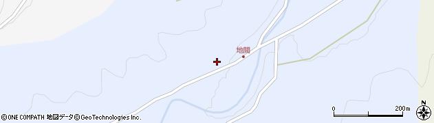 大分県国東市国東町赤松82周辺の地図