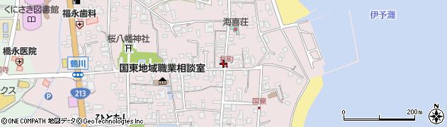 大分県国東市国東町鶴川434周辺の地図