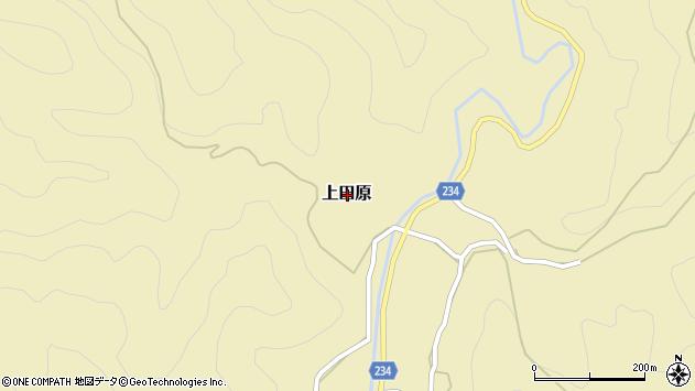 〒649-4111 和歌山県東牟婁郡串本町上田原の地図