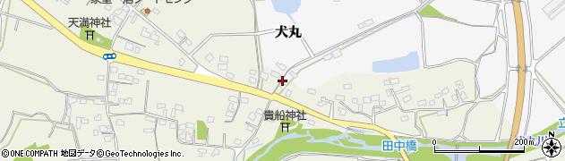 大分県中津市伊藤田2440周辺の地図