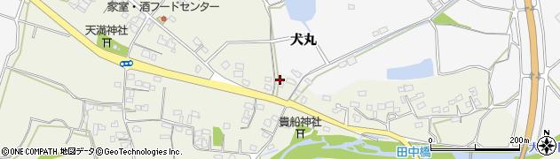 大分県中津市伊藤田2690周辺の地図