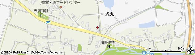 大分県中津市伊藤田2727周辺の地図