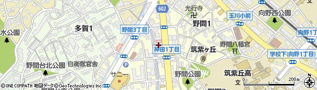 株式会社北斗周辺の地図