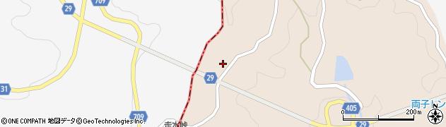 大分県国東市安岐町明治1138周辺の地図