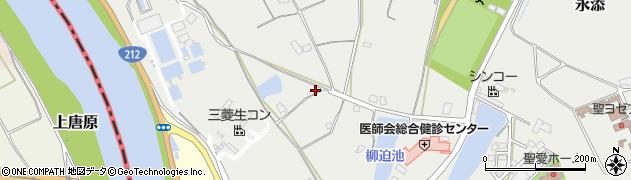 大分県中津市相原2945周辺の地図