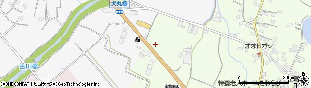 大分県中津市植野32周辺の地図
