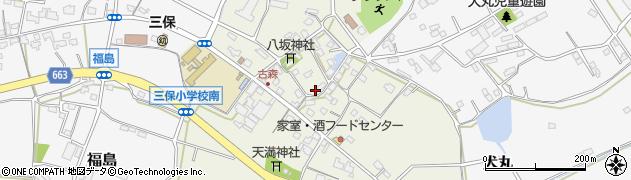 大分県中津市伊藤田3124周辺の地図