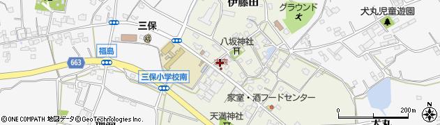 大分県中津市伊藤田3093周辺の地図