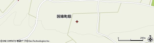 大分県国東市国東町原2651周辺の地図